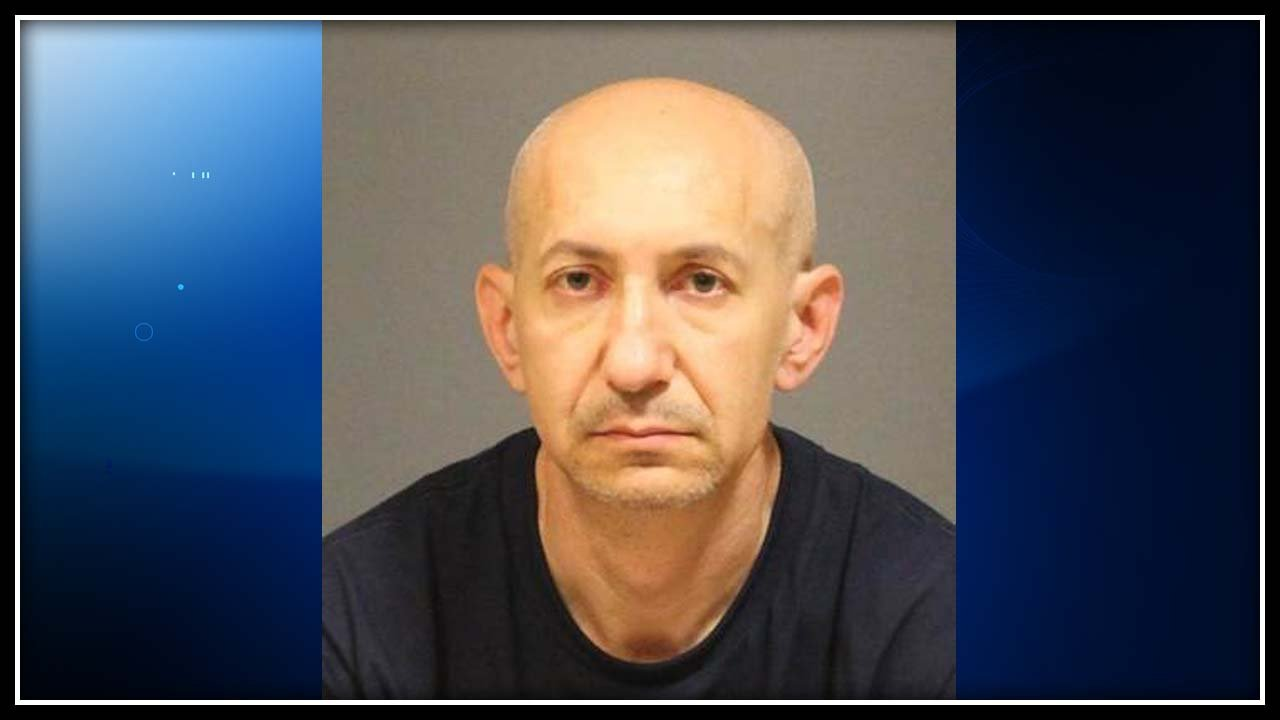 Husein Ahmetovic was ordered to stay away from malls. (West Hartford police photo)