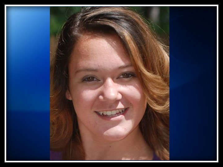The following photo of Nicole Kobrin was provided by the Meriden Police Department.