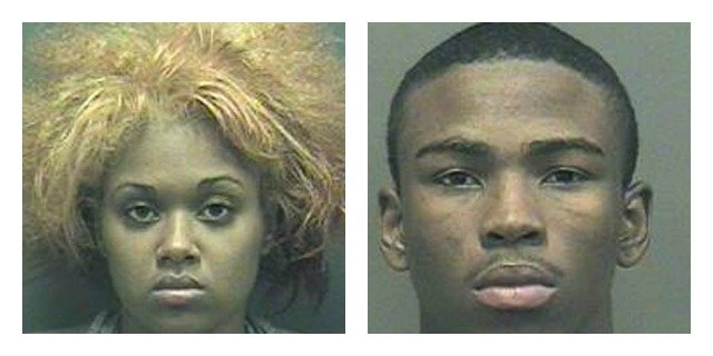 The following photos of Artay Buster and Candece Howard were provided by the West Haven Police Department.