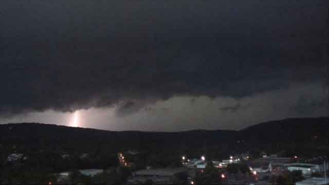 From Torrington city cam