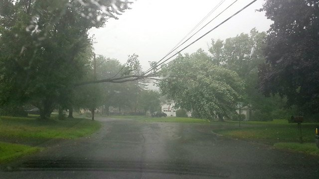 South Windsor. (iWitness photo)