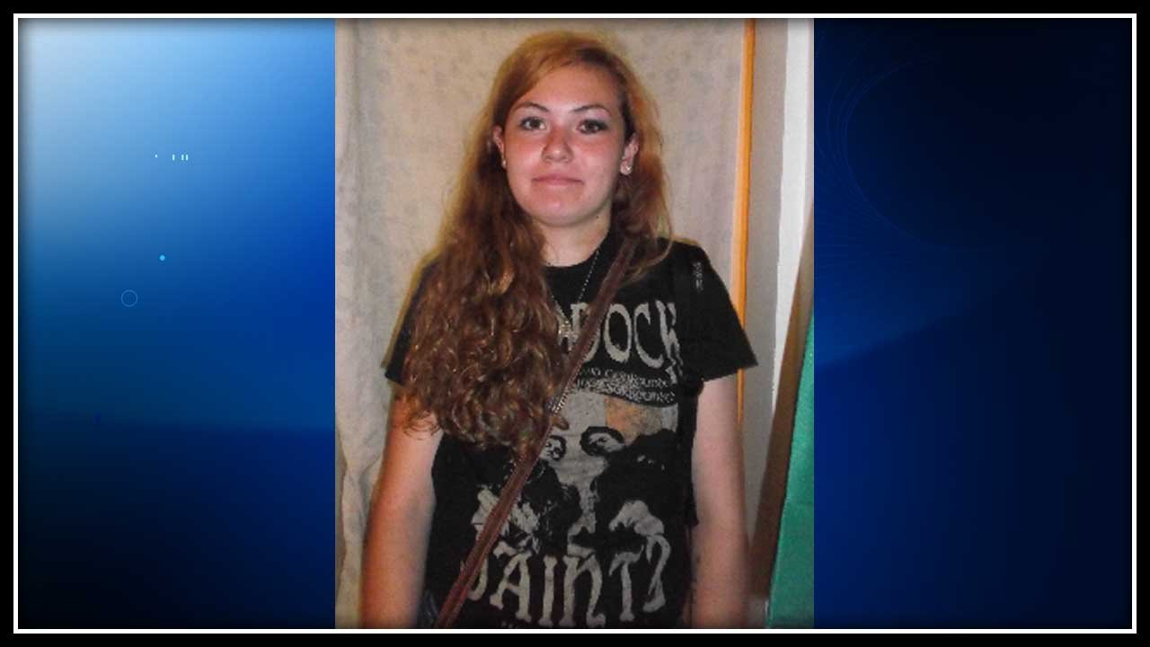 Ashleigh Fairclough was last seen on Monday. (State police photo)