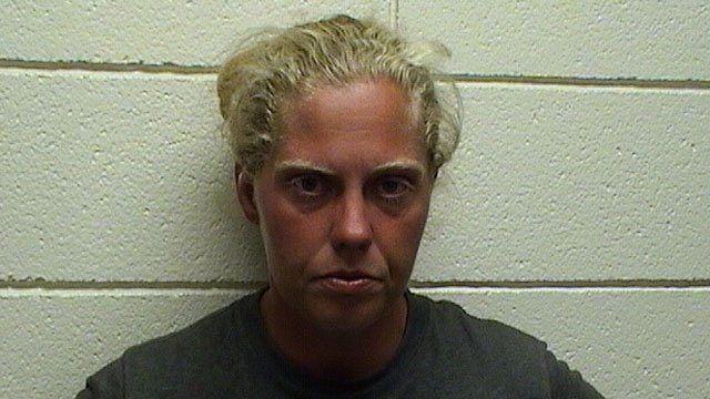 Shannon Allen was charged with prostitution. (South Windsor police photo)