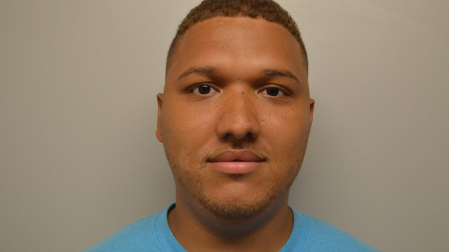 Vicente Ithier-Vicenty faces strangulation and risk of injury charges. (Newington police photo)