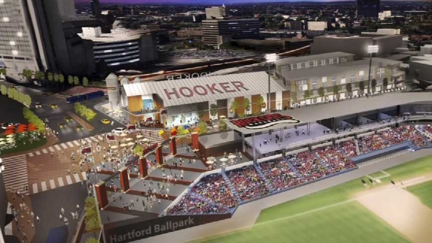 The proposal for the Thomas Hooker Brewing Company. (Thomas Hooker Brewing Co. photo)