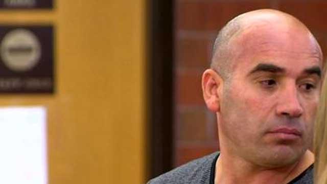 Rustam Suleymanov was arraigned  in Hartford Superior Court on Friday