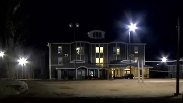 The Sigma Chi fraternity was suspended earlier this year for hazing, officials said. (WFSB file photo)