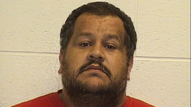 Julio Ramos was arrested for sexually assaulting a juvenile. (Naugatuck police photo)