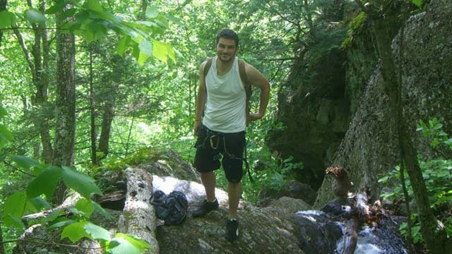 Sam Shekman was killed in a hiking accident on Sunday. (Facebook photo)