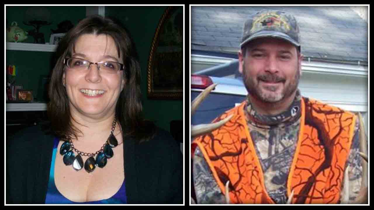 Janice Lesko (left) and Gregory Pawloski, Jr. (right). (Facebook photos)