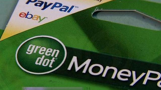 GreenDot.com cards (WFSB Photo)