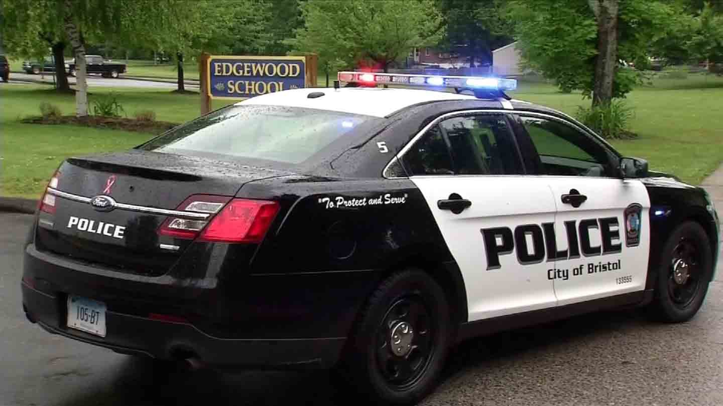 A photo from one of the threats at the Edgewood School at the end of last school year. (WFSB file photo)