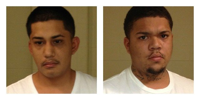 Henry Vargas (left) and Andre Hoffler (right). (Watertown police photos)
