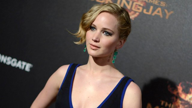 Jennifer Lawrence was one of the hacker victims. (AP photo)