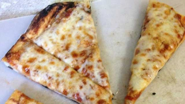 Grilled Pizza provided by WFSB Better Connecticut Executive Producer Jamie Mascia (WFSB photo)