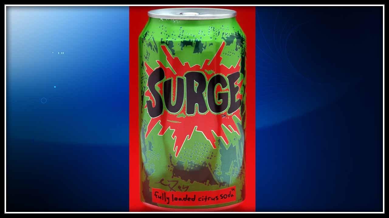 Surge is back. (AP photo)