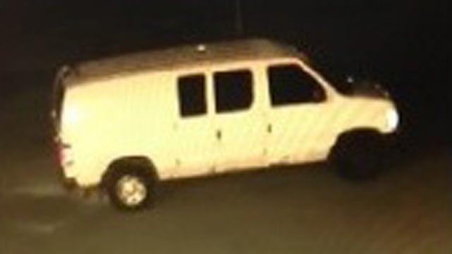 Van Linked To Motor Vehicle Part Thefts Cincinnati News