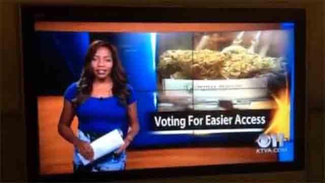 Alaska TV reporter quits on air to promote pot (CNN)