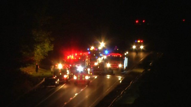 Police have identified driver killed in Route 15 crash.