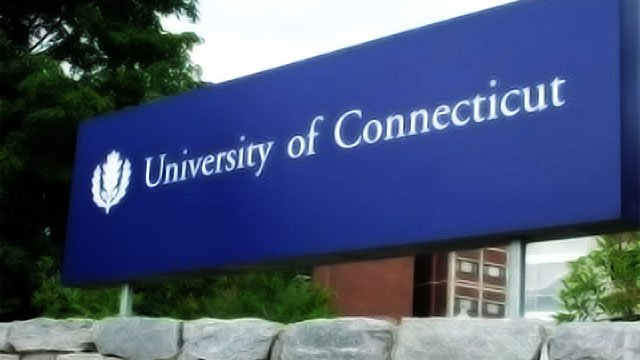 UConn announced that the university will award $5,000 scholarships students from Hartford (WFSB file photo)