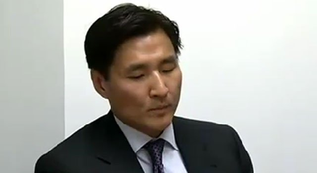 Sung-Ho Hwang has sued city of New Haven and Police Chief Dean Esserman over his arrest at a theater two years ago.