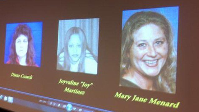 The third and final set of remains found in New Britain belong to Mary Jane Menard. (New Britain police photo)