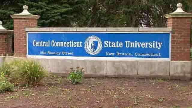 A sexual assault was reported at Central Connecticut State University. (WFSB file)