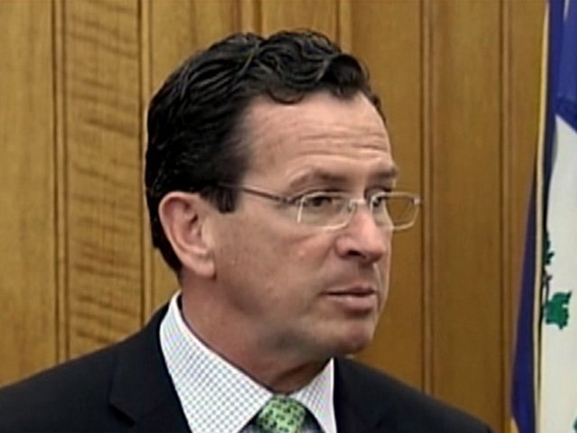 Gov. Dannel Malloy (File Photo)