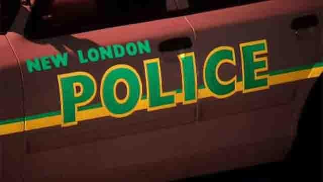 File photo of New London Police cruiser (WFSB)