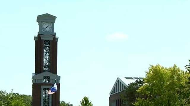 Eastern Connecticut State University. (WFSB file photo)