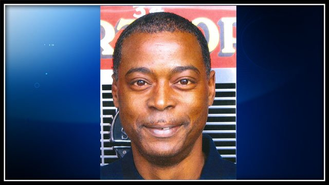 Firefighter Kevin Bell was killed while fighting a Hartford fire Tuesday evening