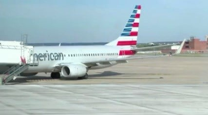 American Airlines flight from Hartford diverted after Ebola scare