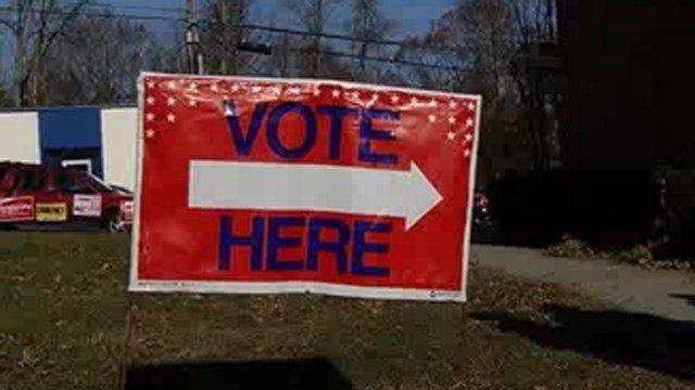 Municipal elections will be held Tuesday in all but four Connecticut communities. (WFSB file photo)