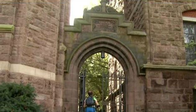 A former basketball player filed a lawsuit against Yale University. (WFSB file photo)