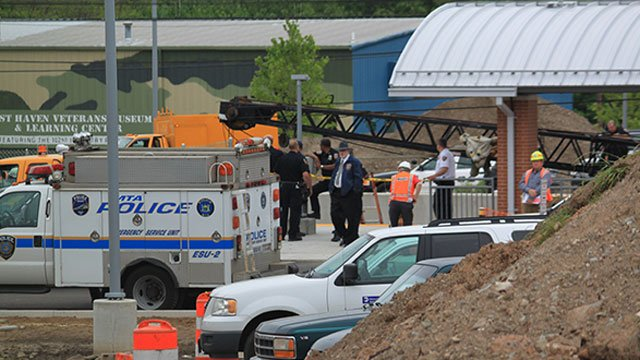 Track foreman Robert Luden was killed May 28, 2013.