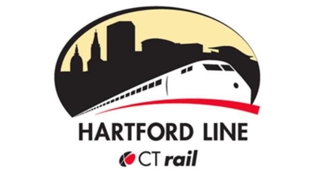 Logo for Hartford Rail Line