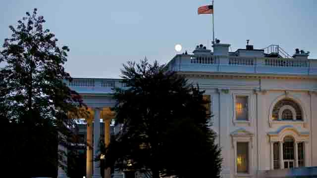 The Secret Service says it's responding to reports that someone may have shot themselves near the White House. (WFSB)