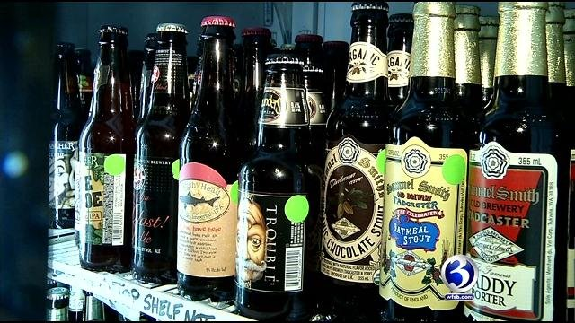 DEEP bans alcohol at Nepaug State Forest and Satan's Kingdom Recreation Area. (WFSB FILE)