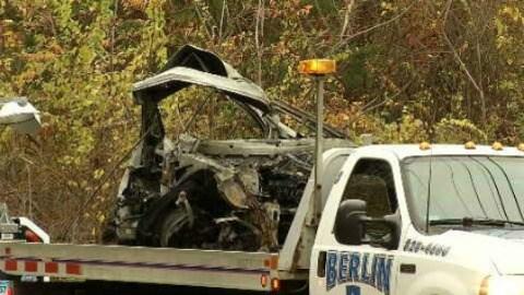 Berlin Connecticut Car Crash