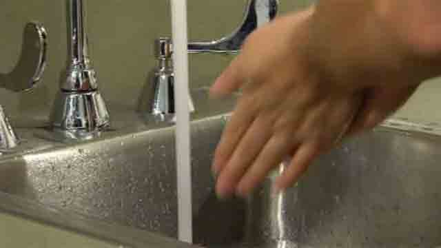 Handwashing is the best defense against infections