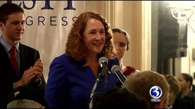 Rep. Elizabeth Esty. (WFSB file photo)