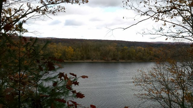 View of Connecticut River from River Highlands Park