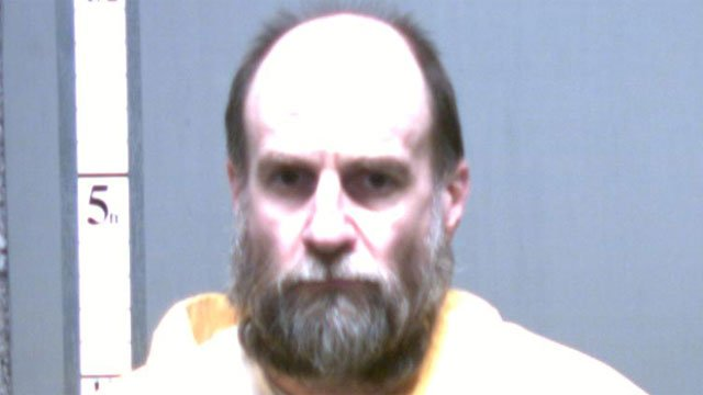 The following photo of death row inmate Steven Hayes was provided by the Department of Corrections.