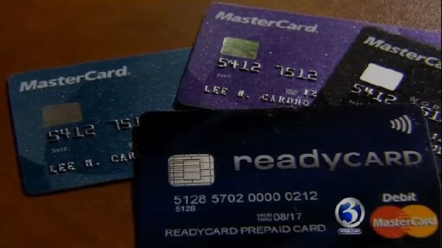New Chip cards being used to combat identity theft.