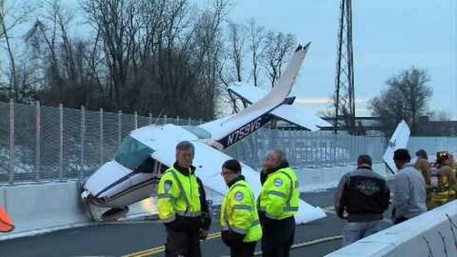 Plane crash in West Hartford remains under investigaion
