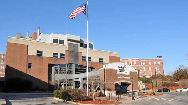 Backus Hospital (WFSB file photo)