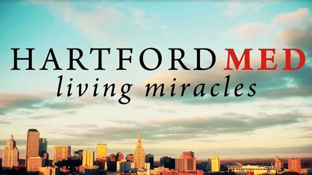 WFSB to air special Hartford MED: Living Miracles tonight. (WFSB Graphic)