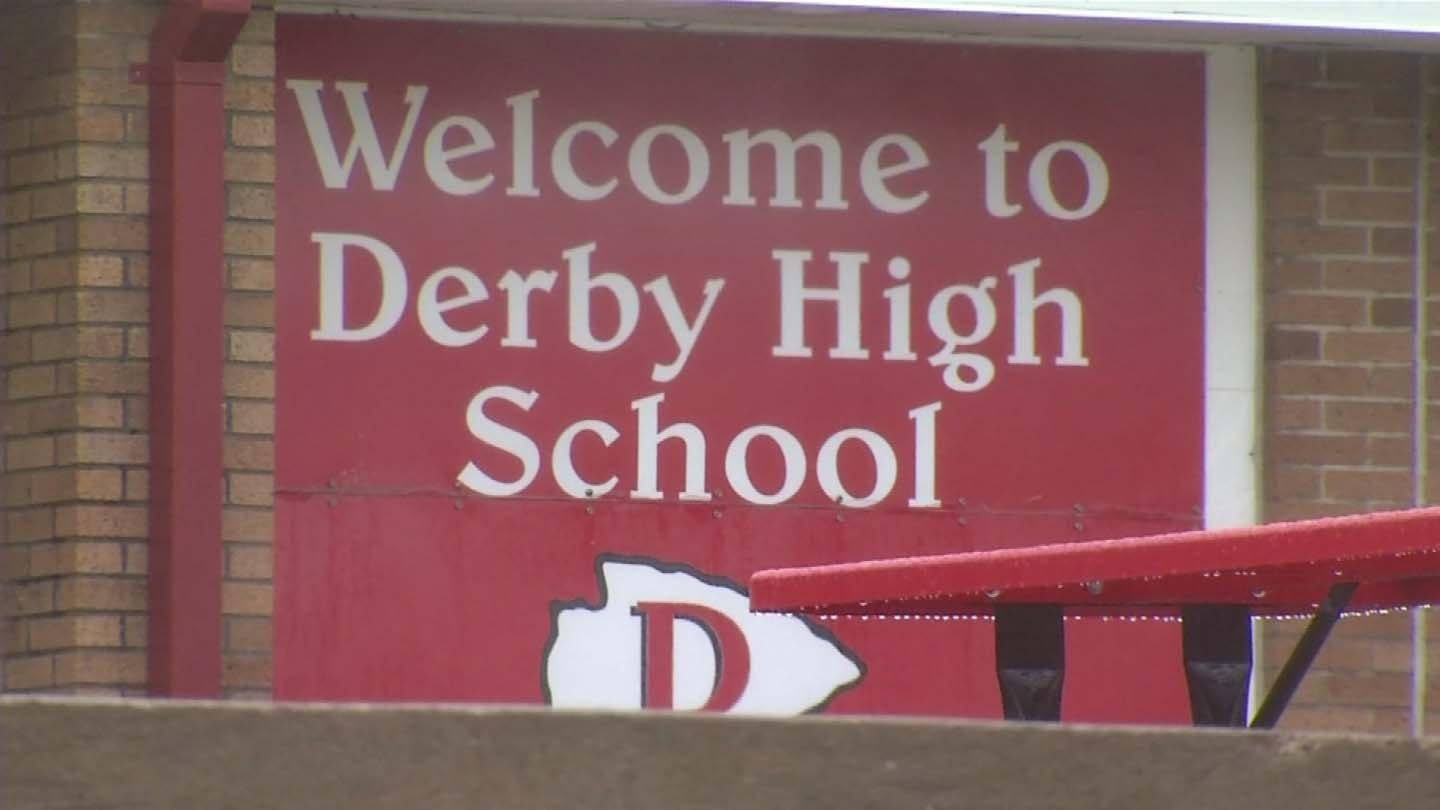 Several cases of students with infected hand, foot, and mouth disease reported at  Derby High School. (WFSB file photo)
