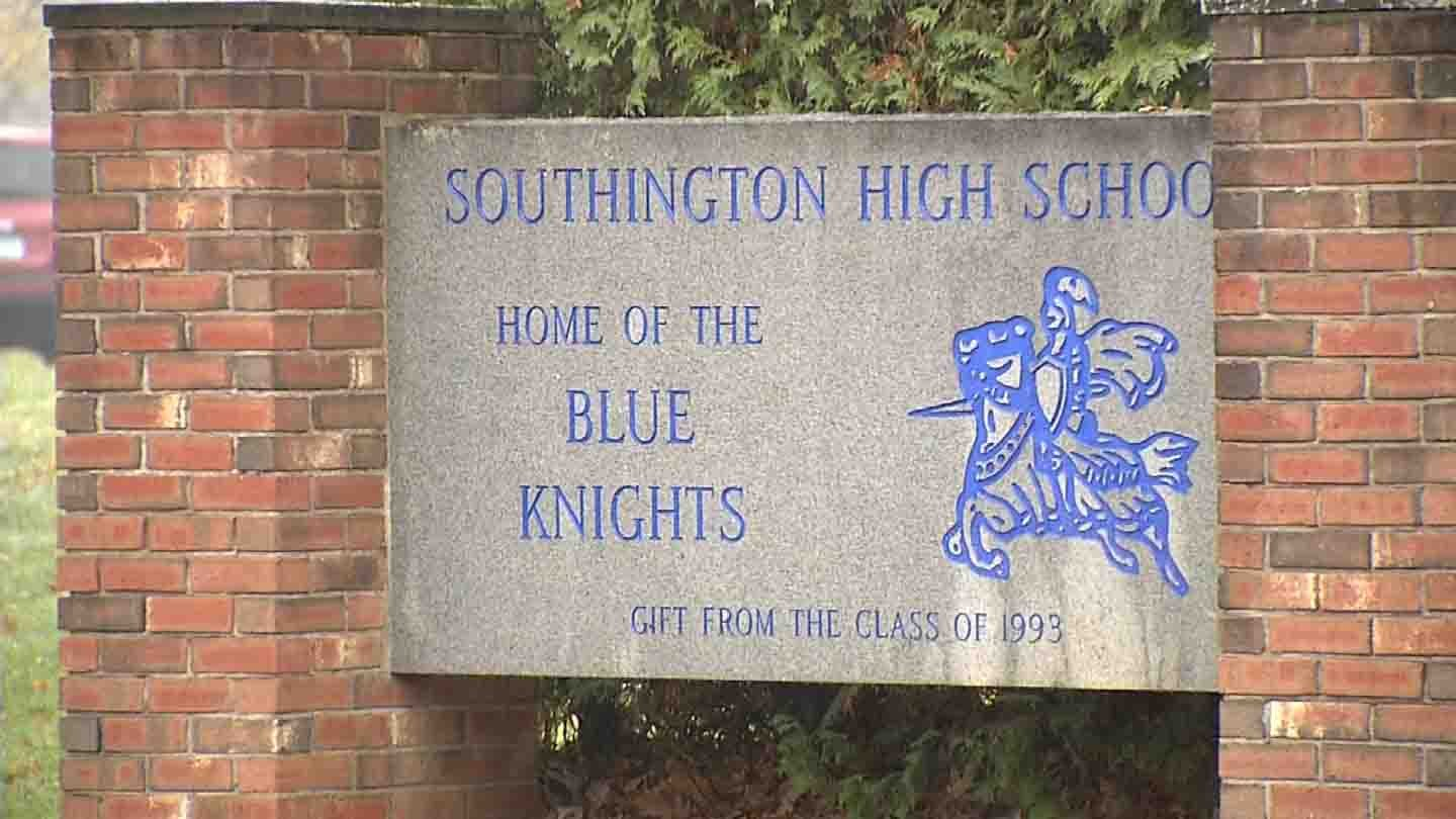 Thousands of dollars were taken from a safe at Southington High School earlier this month. (WFSB file)
