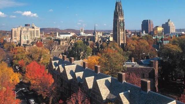 Yale University. (yale.edu photo)